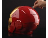 Iron Man Helmet Large Piggy Bank
