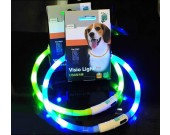 Led Flashing Light Up Dog Neck Loop