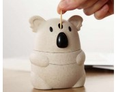 Lovely Hand Press Automatic Toothpick Box Holder