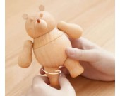 Wooden Magnetic Bear Wooden Toy
