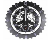 Maple's 18-Inch Moving Gear Clock
