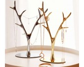 Metal Tree  Jewelry Rack Display Stand