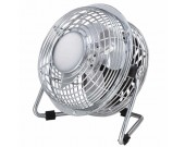 Metal USB Table Desk Personal Fan