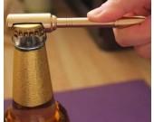 Metallic Brass  Bottle Opener