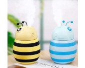 Mini Bee Portable Air Humidifier Night Light