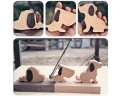 Mini Puppy Dog Shape Cell Phone  Mount Holder