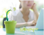 Mini USB Fan  Air Humidifier