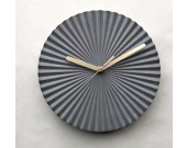 Modern Concrete Wall Clock