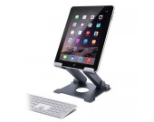 Multi Angle Adjustable Aluminum Stand for  10-13 inch iPad, Tablets