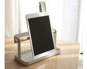 Multi-function Desk Storage Organizer Holder for Remote Controls, Smarphone,Tablet PC