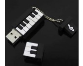 Piano Shaped  Usb Flash Drive
