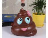 Poo Piggy Bank