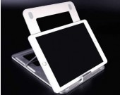 Portable  Aluminum Alloy Adjustable Laptop Tablet Stand Notebook Riser Holder