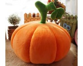 Pumpkin Shaped Pillow Cushion Plush Stuffed