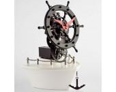 Sailboat Gear  Clock