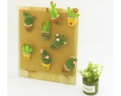 Cactus Shaped Push Pins