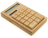 Solar Power Bamboo Calculator