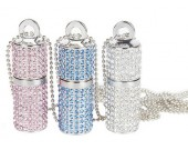 Stick Shaped Crystal  32GB USB Flash Drive