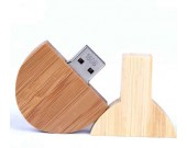 Table Tennis Racket  Bamboo Wooden  USB Flash Drive