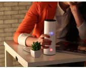 Touch Sensing Travel Cup With Temperature Display