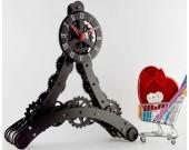 Effie Tower Gear Clock