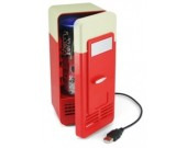 USB  Mini Fridge (RED)