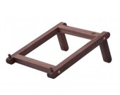 Universal Wooden Cooling Stand Holder Bracket Dock for 11-15.6 inches  Macbook  / iPad / Tablet / Notebook
