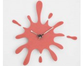 Water drop Art Wall Clock