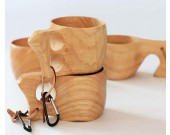 Wooden Water Cup