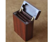 Wooden Cigarette Case Holder Cigarette Box