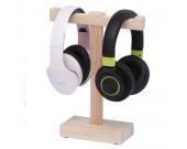 Wooden Headphone Stand Wooden Headest Hanger/Holder/Mount