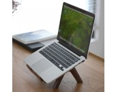 Wooden Laptop Stand Desktop Dock Dockting Station Stand for Tablet Laptop Macbook Air or Pro