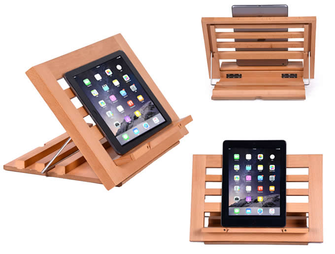 Folding Reading Stand Ipad Stand Feelgift