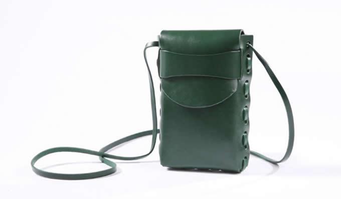 Mini Crossbody Single Shoulder Bag Cellphone Pouch