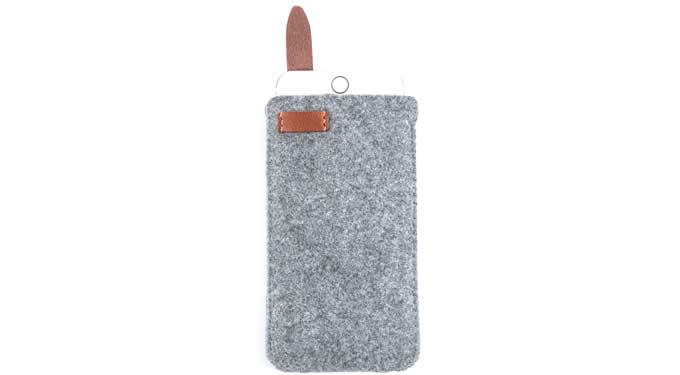 Wool Felt  Protective Sleeve Bag Pocket Pouch Case for iPhone 7/7 Plus/6/6 Plus/6S/6S Plus