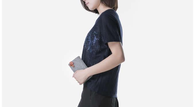 Wool Felt  Protective Sleeve Bag Pocket Pouch Case for iPhone 7/7 Plus/6/6 Plus/6S/6S Plus