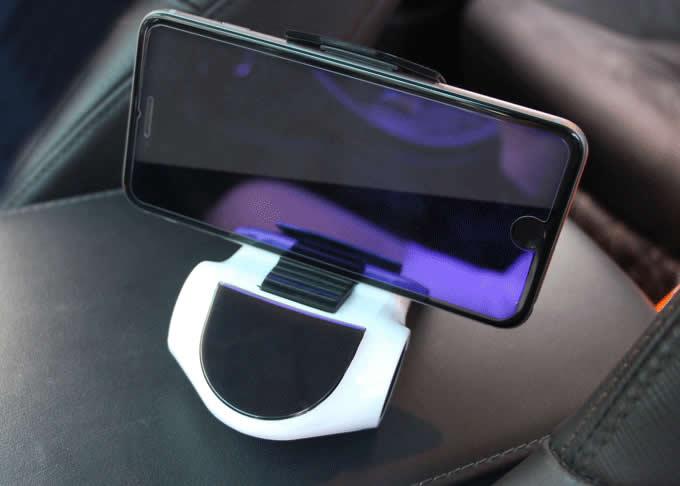 360 Rotation Sports Car Shaped Decoration Car Phone Holder Mobile Phone Holder