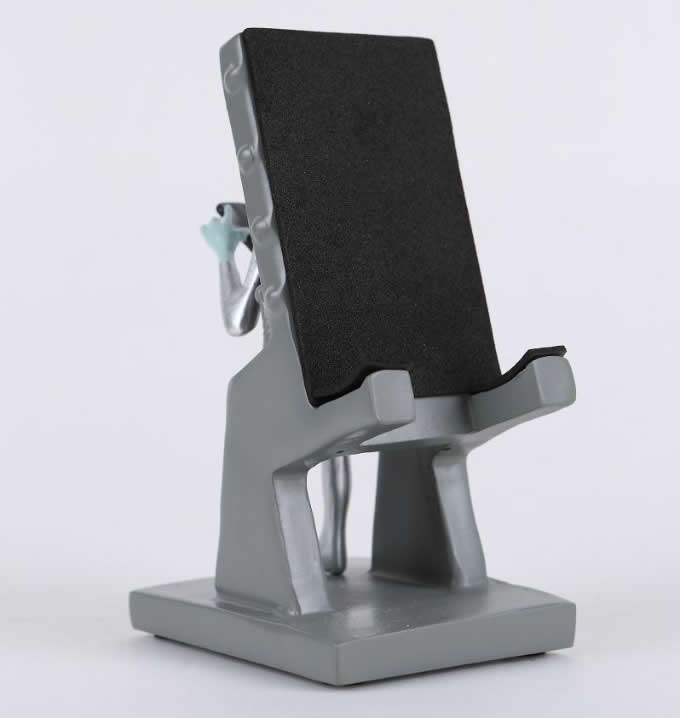 Alien Cell Phone Stand Charging Dock Holder