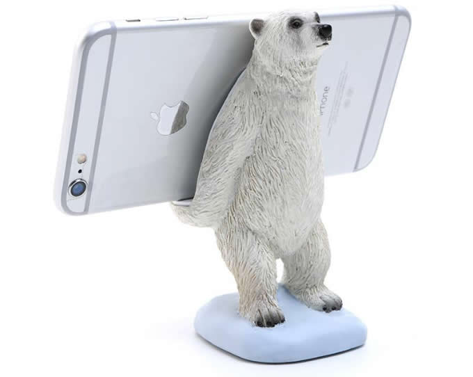 Animal Cell Phone Stand Charging Dock Holder