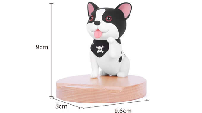 Cute Dog Cell Phone iPad Stand Holder