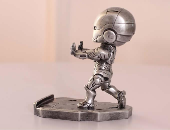 Iron Man Cell Phone Holder