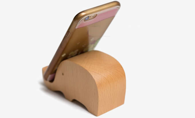 Mini Animal Shape Cell Phone Stand