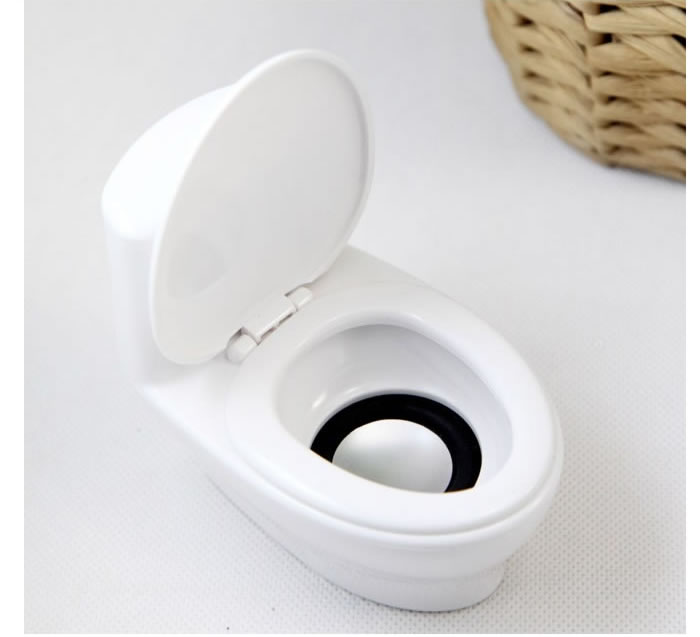 Mini Toilet Speaker For Laptop