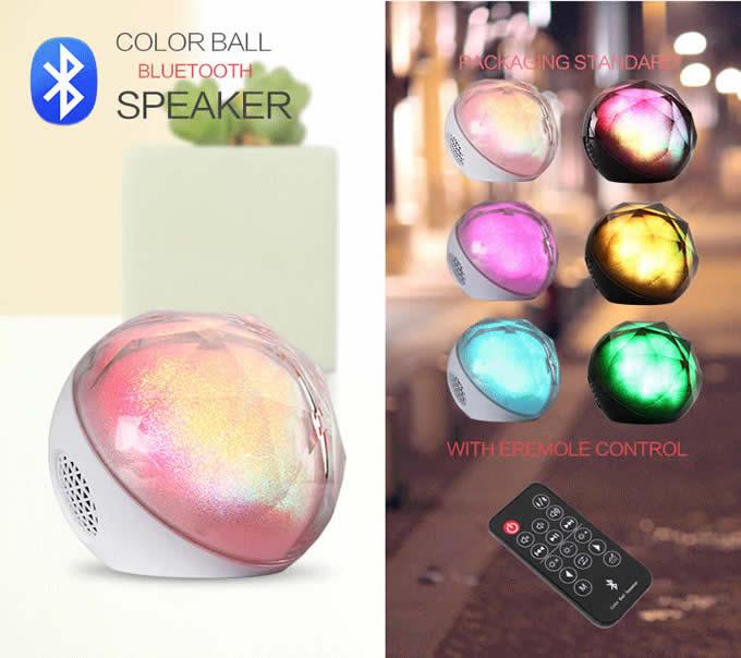 Music Ball Speaker