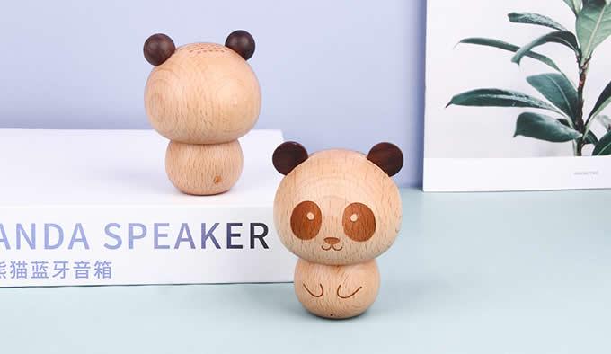 Wooden Mini Bluetooth Speaker