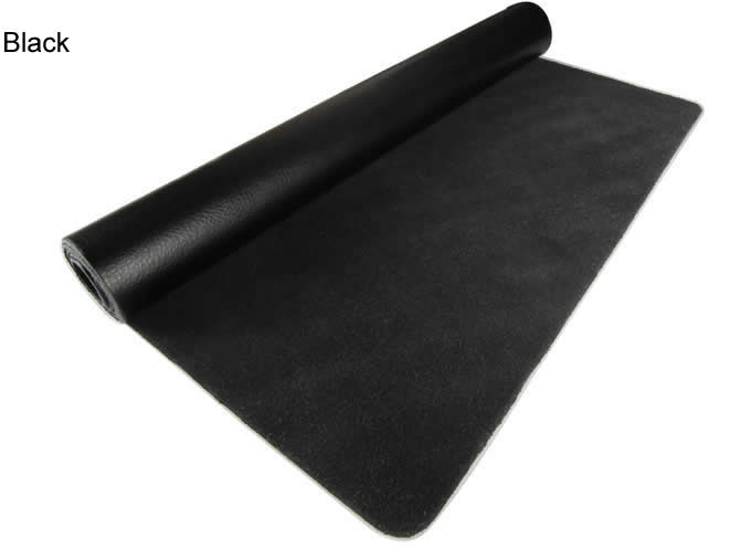 Handstitched Leather  Genuine Leather Mouse Pad