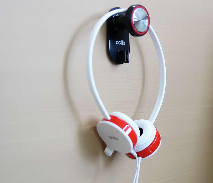 3M Self Adhesive Headset Hanger