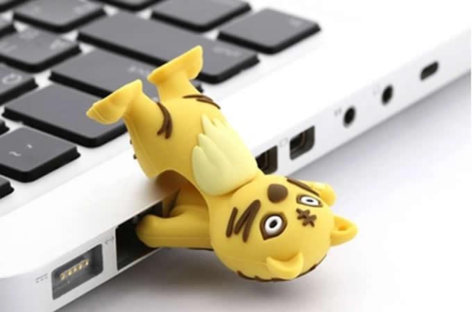 16G Tiger Usb Flash Drive