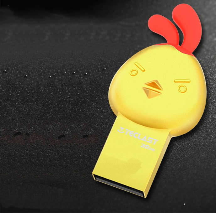 32G Golden Rooster Usb Flash Drive