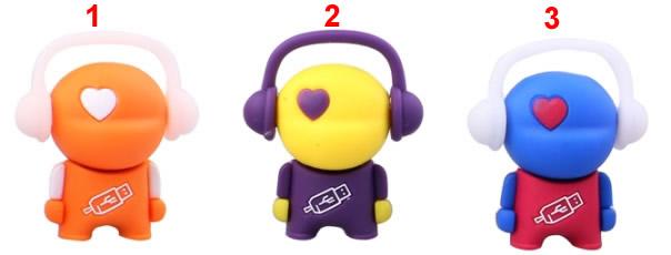 Lovely Doll  USB Flash Drive